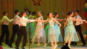 Волоконовцы приняли с ответным визитом чернянцев в рамках областной культурно-спортивной эстафеты