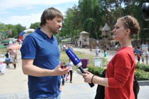 Журналисты рассказали, как прошел фестиваль «Здоровый Воронеж-2018»
