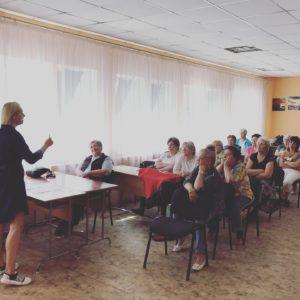 «Серебряные» волонтеры помогут в проведении фестиваля «Здоровый Воронеж»