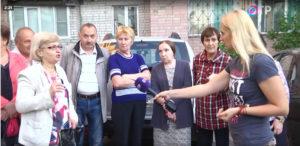 В Воронеже во дворе жилого дома работает мини-завод