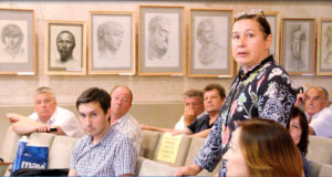 Не ждали: воронежскому общественнику не дали слова на публичных слушаниях