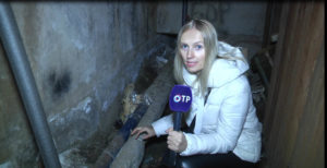 Журналисты «Комфорта города» проводят совместную работу с Общественным телевидением России