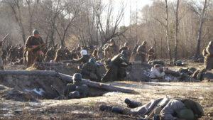 12-я военная реконструкция «Бои за Воронеж»