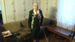 Евдокия Кубышкина: Русский народ не бежал назад