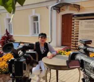 Воронежские пенсионеры приняли участие в съемке фильма об Иване Бунине