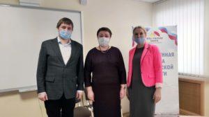 Организаторы сообщества родителей «Родительское крыло» встретились с детским омбудсменом Ириной Поповой