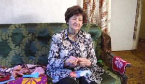 Мария Спицина: секрет долголетия в активной деятельности