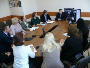 Председатель ВРОО РИ «Комфорт города» Виктор Красов принял участие в заседании комитета по развитию социального предпринимательства и социально ориентированных предприятий