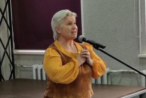 В Воронеже пенсионеры прочитали стихи о войне
