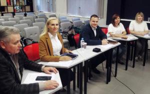 Анна Красова заняла пост заместителя председателя Общественного совета при департаменте образования